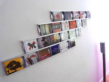 sigmarail dvd regal design wandregal neuheit. Black Bedroom Furniture Sets. Home Design Ideas