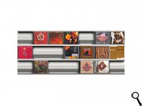 SIGMARAIL® SR7 CD-Rack - Set of 3