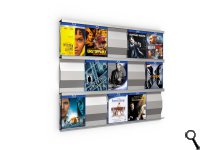 SIGMARAIL® SR5 Blu-ray-Rack - Set of 3