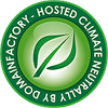 Climate Neutral Hosting / Klimaneutrales Hosting