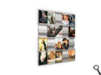 SIGMARAIL® SR5 DVD-Rack - Set of 4